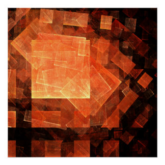 Impresión ligera del arte abstracto de la ventana impresiones