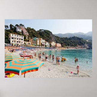 Impresión: Memorias de Italia - Le Cinque Terre Póster