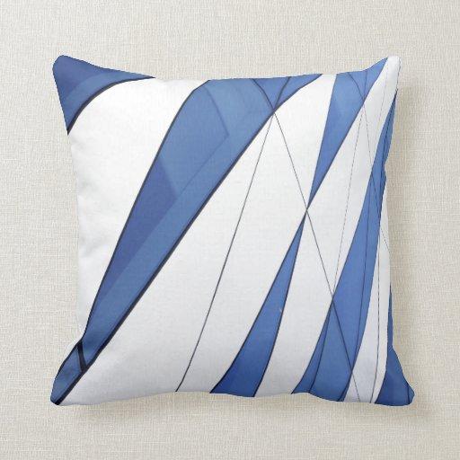 Impresión moderna de la foto de la almohada de la