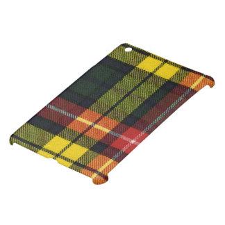 impresión moderna del tartán de Buchanan del MINI iPad Mini Cobertura