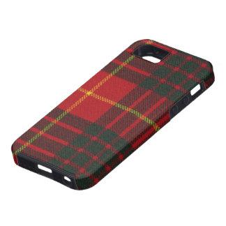 impresión moderna del tartán del clan de Cameron d iPhone 5 Case-Mate Protector