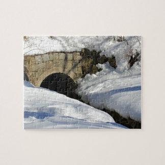 Impresión Nr del invierno. 2 - Winterstimmung Nr.  Puzzles Con Fotos