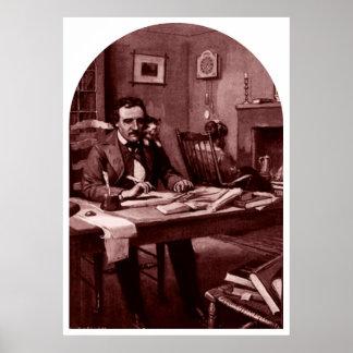 Impresión número 6 de Edgar Allan Poe Póster