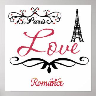 ¡Impresión personalizada de París! Posters