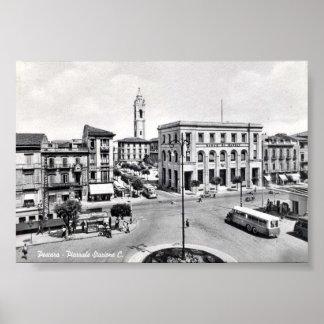 Impresión - Pescara, Italia Póster