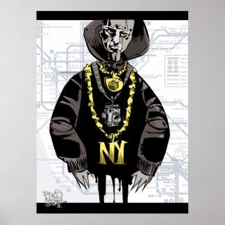 Impresión/poster de NY Póster