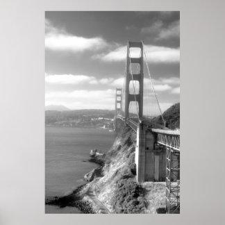 Impresión/poster de puente Golden Gate Póster