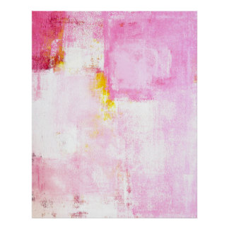 """Impresión rosada cifrada """"azúcar"""" del poster del"""
