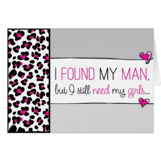 ¿Impresión rosada del guepardo usted será mi dama  Felicitaciones