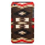 Impresión tribal del diseño de Navajo del nativo a iPod Case-Mate Fundas
