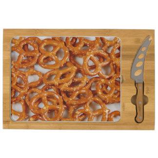 Impresión Twisty de los pretzeles