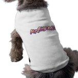 ¡Impresionante! Camisas De Mascota