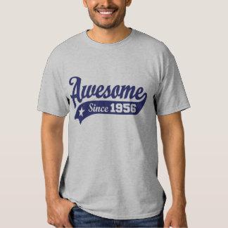 Impresionante desde 1956 camisas