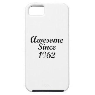 Impresionante desde 1962 iPhone 5 carcasas