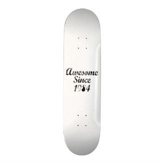 Impresionante desde 1984 patinetas personalizadas