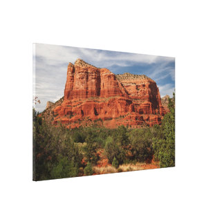 Impresionante - Sedona, Arizona Impresiones En Lona