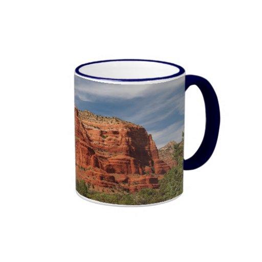 Impresionante - Sedona, Arizona Taza De Dos Colores