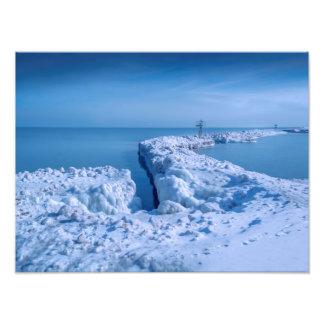 Impresiones de la foto de Chicago del embarcadero Fotografía