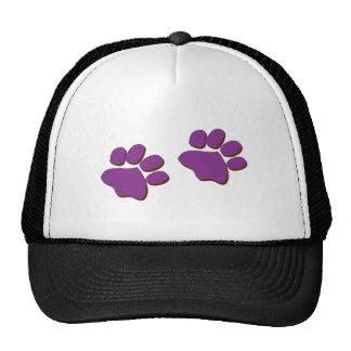 Impresiones del perro gorra