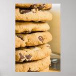 Impresiones del poster de las galletas de micropro