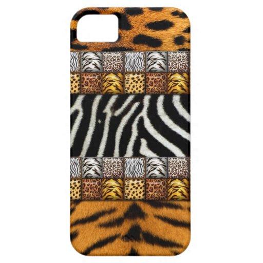 Impresiones del safari iPhone 5 Case-Mate cobertura