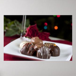 Impresiones gastrónomas de los chocolates del día