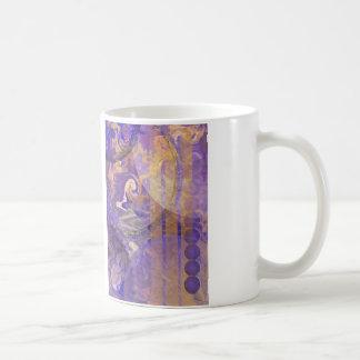 Impresiones lunares tazas de café