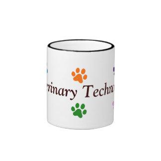 Impresiones Técnico-Coloridas veterinarias de la Tazas De Café