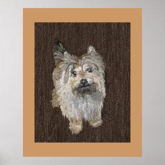 Impresiones y posters de Terrier de mojón