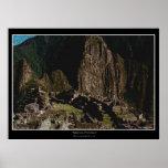 """Impresiones y posters del arte de """"Machu Picchu"""""""