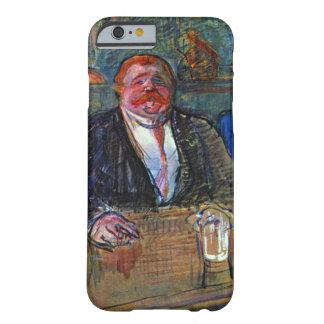 Impresionismo del vintage, la barra por Toulouse Funda Para iPhone 6 Barely There