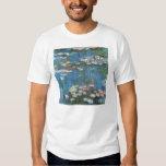 Impresionismo del vintage, Waterlilies de Claude Camisas