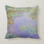 Impresionismo púrpura en colores pastel de los lir