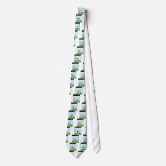 Impresora de la vaca corbata personalizada