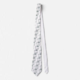 Impresora de oficina grande corbata