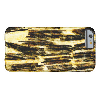 Impressed Mango Leaf Abstract Barely There iPhone 6 Case