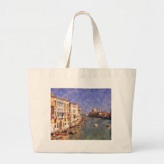 ImpressiItaly Venice Canal Grande Tote Bag