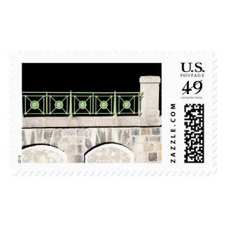 """Impression 01"" Postage Stamp"