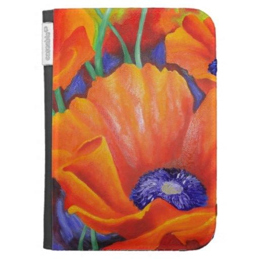 Impression Of Orange Kindle 3G Case