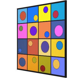"Impression on EXTRA fabric large, ""Imagination "" Canvas Print"