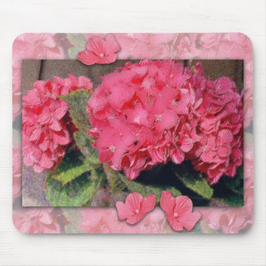 Impression - PINK Mouse Pad