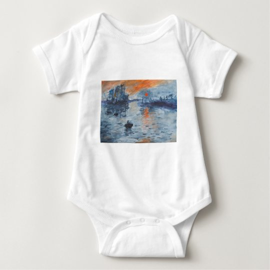 Impression, Sunrise Baby Bodysuit