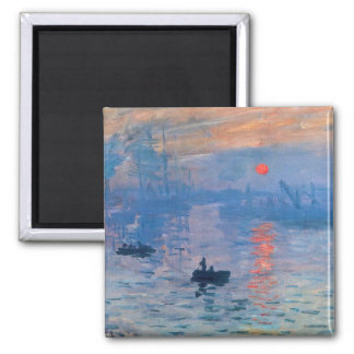 Impression Sunrise Magnet