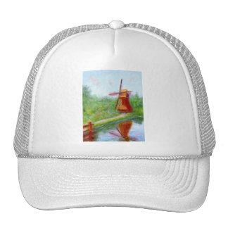 Impression Windmill, Hat
