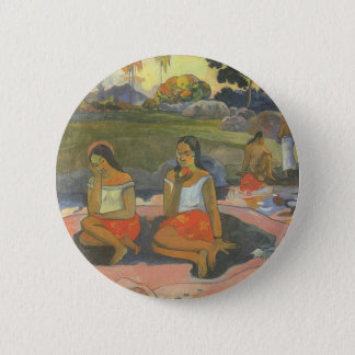 Impressionism by Gauguin, Delightful Drowsiness Button