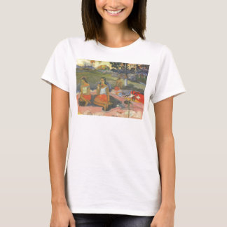 Impressionism by Gauguin, Delightful Drowsiness T-Shirt