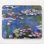 Impressionism Water Lily Pond Mousepad