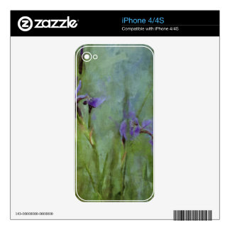 Impressionist Art Collection on Decals & Skins Decals For The iPhone 4S
