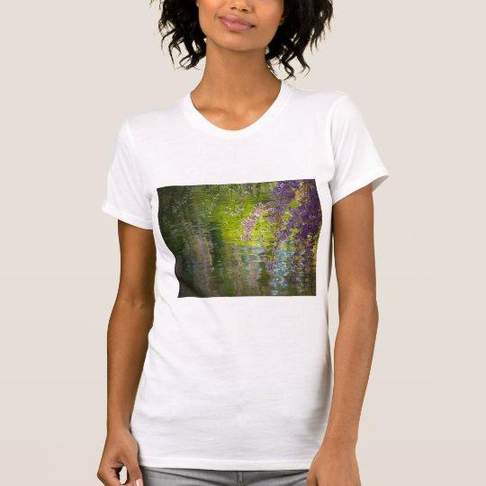 Impressionist Cherry Blossoms T-Shirt