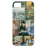 Impressionist Collage iPhone 5 Cases